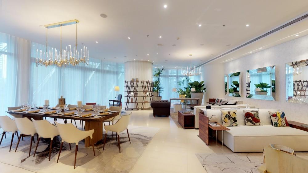 ITC - Sapphire Residences - 4BHK Show Apartment