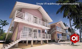 Beach Villa Virtual Reality Walkthrough
