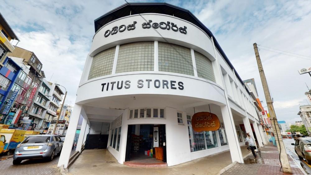 TITUS STORES
